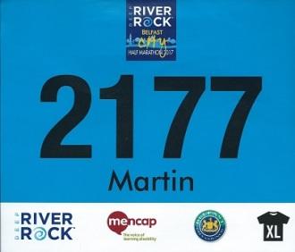 Belfast Half Marathon