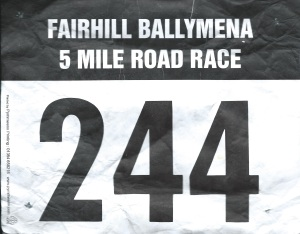 Fairhill 5 Mile 2016