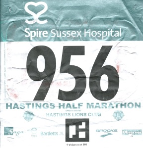 Hastings Half Marathon 2016