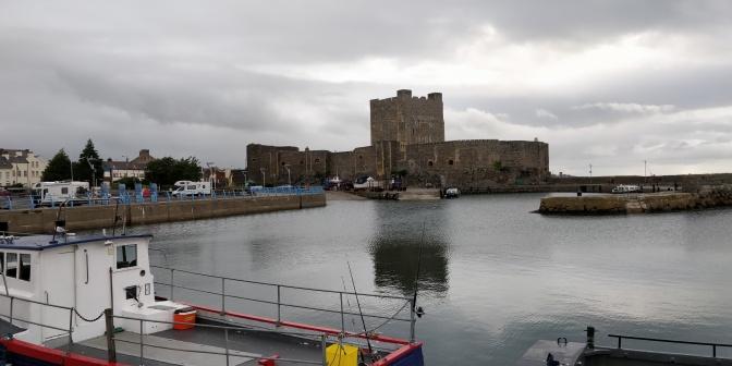 Carrickfergus Castle to Loughshore Half